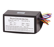 Solar Charge Controller w/Display